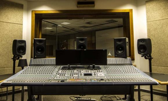 Korda Studios Audio