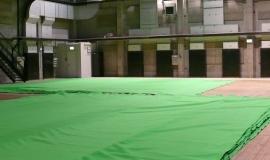 Korda Studios green screen 1