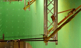 Korda Studios green screen 2