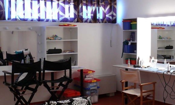 Korda Studios make-up room 2